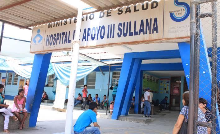 Hospital de Apoyo II Sullana